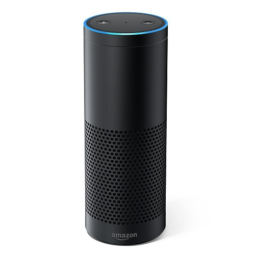 Amazon Echo - Alexa Voice Control Personal Assistant - Black