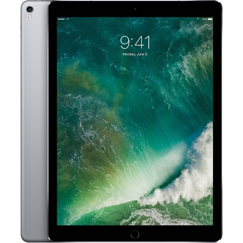 buy Tablet Devices Apple iPad 9.7in 6th Gen Wi-Fi + 4G 32GB - Space Grey - click for details