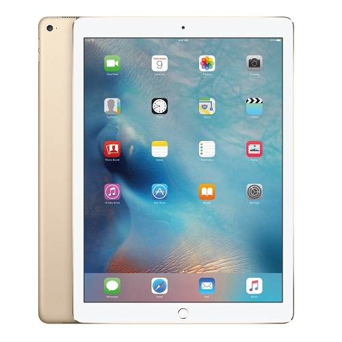 buy Tablet Devices Apple iPad Pro 2nd Gen 12.9in 64GB Wi-Fi + 4G - Gold - click for details