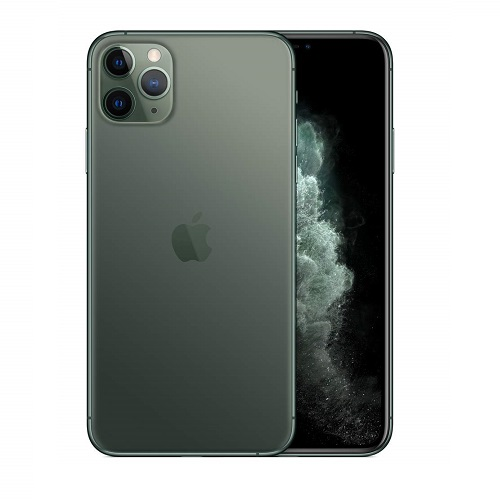 buy Cell Phone Apple iPhone 11 Pro Max 256GB - Midnight Green - click for details
