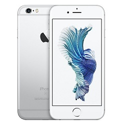 buy used Cell Phone Apple iPhone 6S 16GB - Silver