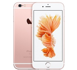 buy used Cell Phone Apple iPhone 6S 16GB - Rose Gold