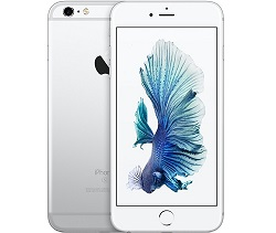 buy used Cell Phone Apple iPhone 6S Plus 128GB - Silver