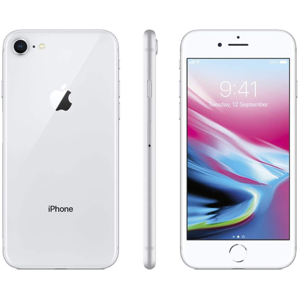 buy used Cell Phone Apple iPhone 8 64GB - Silver