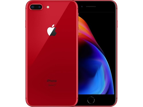 buy used Cell Phone Apple iPhone 8 Plus 64GB - Red