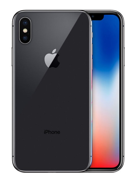 buy Cell Phone Apple iPhone X 256GB - Space Grey - click for details