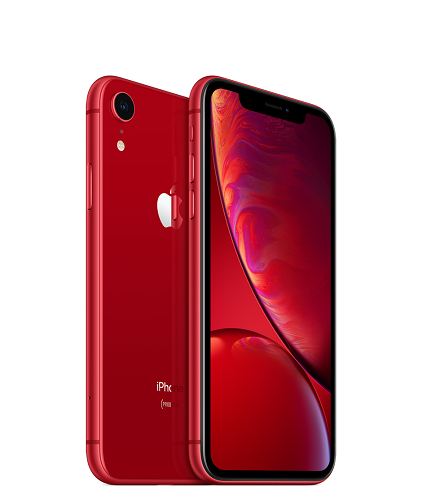 buy used Cell Phone Apple iPhone XR 64GB - PRODUCT Red