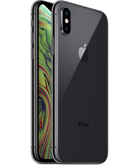 buy used Cell Phone Apple iPhone XS Max 64GB - Black