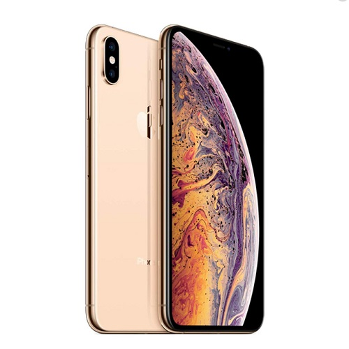 buy used Cell Phone Apple iPhone XS Max 512GB - Gold