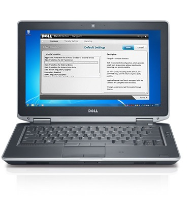 DELL Latitude E6330 Intel Core i5-3340M 4GB RAM 320GB HDD