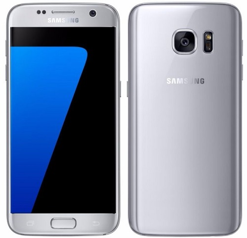 buy used Cell Phone Samsung Galaxy S7 SM-G930L 32GB - Titanium Silver