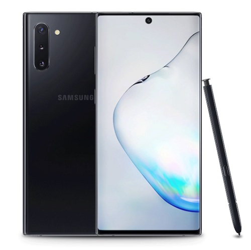 buy Cell Phone Samsung Galaxy Note 10 SM-N970U 256GB - Aura Black - click for details
