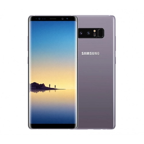 buy used Cell Phone Samsung Galaxy Note 8 SM-N950U 64GB - Orchid Grey