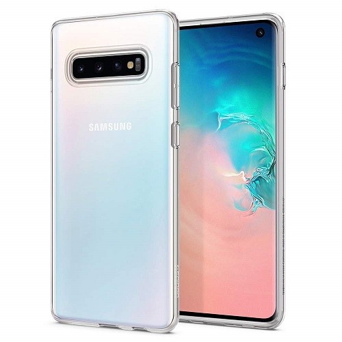 buy Cell Phone Samsung Galaxy S10 SM-G973U 128GB - Prism White - click for details