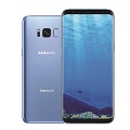 buy used Cell Phone Samsung Galaxy S8 Plus SM-G955U 64GB - Coral Blue