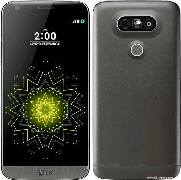 Sell used Cell Phone LG G5 32GB