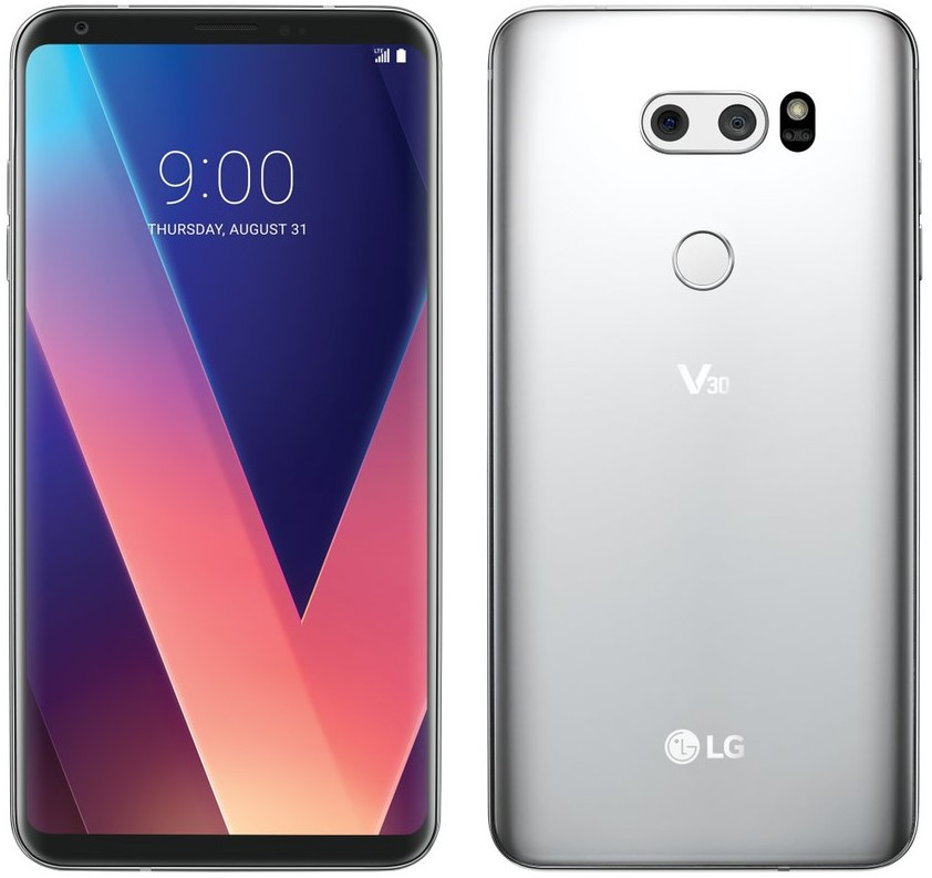 Sell used Cell Phone LG V30 128GB